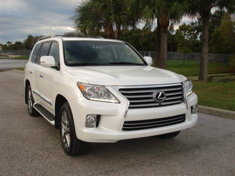 2013 Lexus LX 570 for sale by owner in SAN FRANCISCO