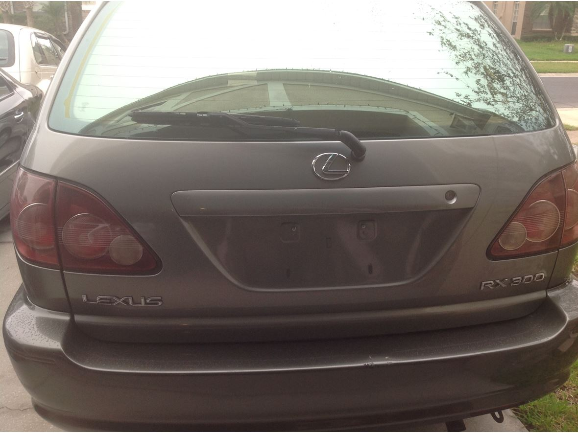 2000 Lexus RX 300 for sale by owner in Orlando