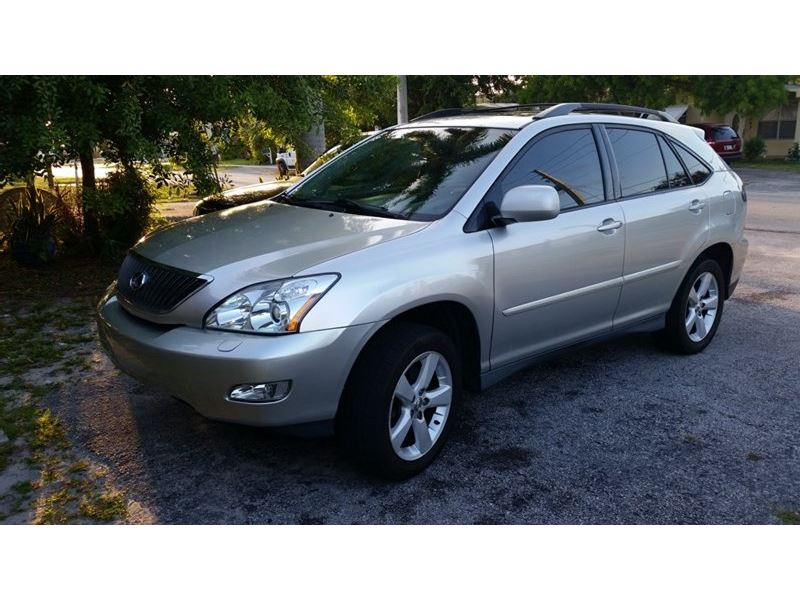 2004 lexus rx 330 for sale by owner in hallandale fl 33009. Black Bedroom Furniture Sets. Home Design Ideas