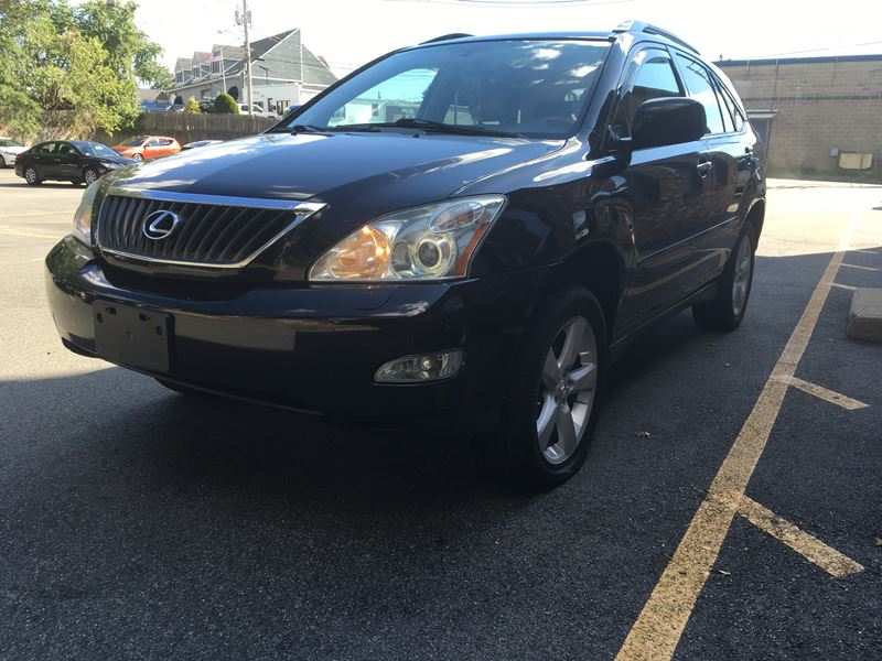 2008 lexus rx 350 for sale by owner in peabody ma 01961. Black Bedroom Furniture Sets. Home Design Ideas