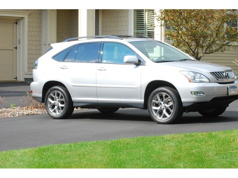 used 2009 lexus rx 350 for sale by owner in saint paul mn 55188. Black Bedroom Furniture Sets. Home Design Ideas