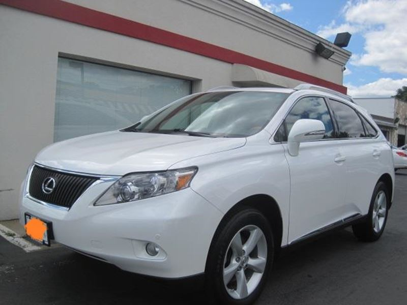 2012 lexus rx 350 for sale by owner in tampa fl 33694. Black Bedroom Furniture Sets. Home Design Ideas