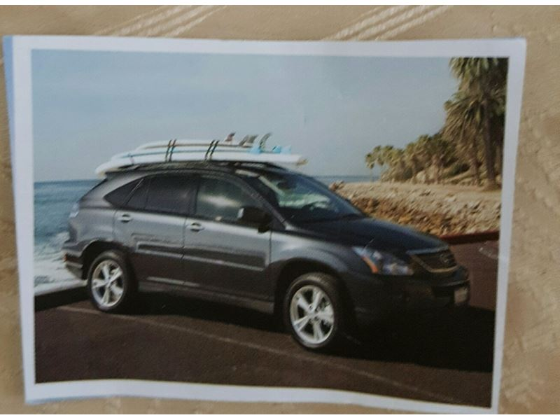 2009 lexus rx 350 pebble beach edition by owner trumbull ct 06611. Black Bedroom Furniture Sets. Home Design Ideas