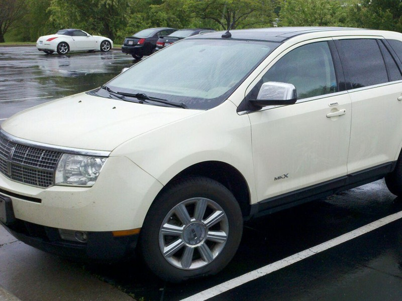 2007 lincoln mkx for sale by owner in asheville nc 28803. Black Bedroom Furniture Sets. Home Design Ideas