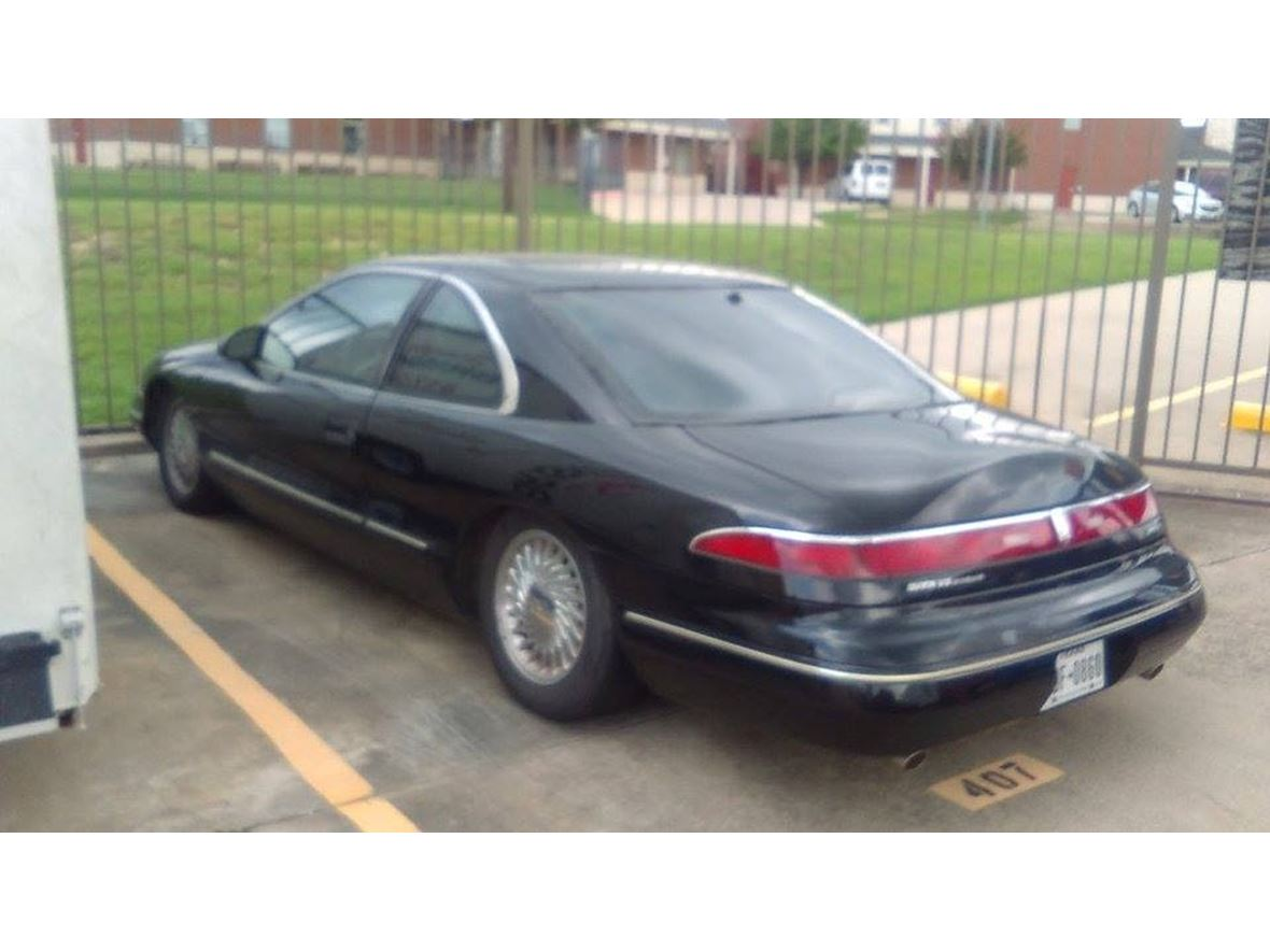 1996 Lincoln Lsc for sale by owner in Fort Worth