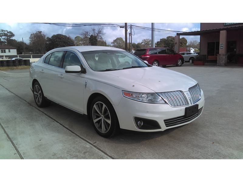 used 2009 lincoln mks for sale by owner in houston tx 77299. Black Bedroom Furniture Sets. Home Design Ideas