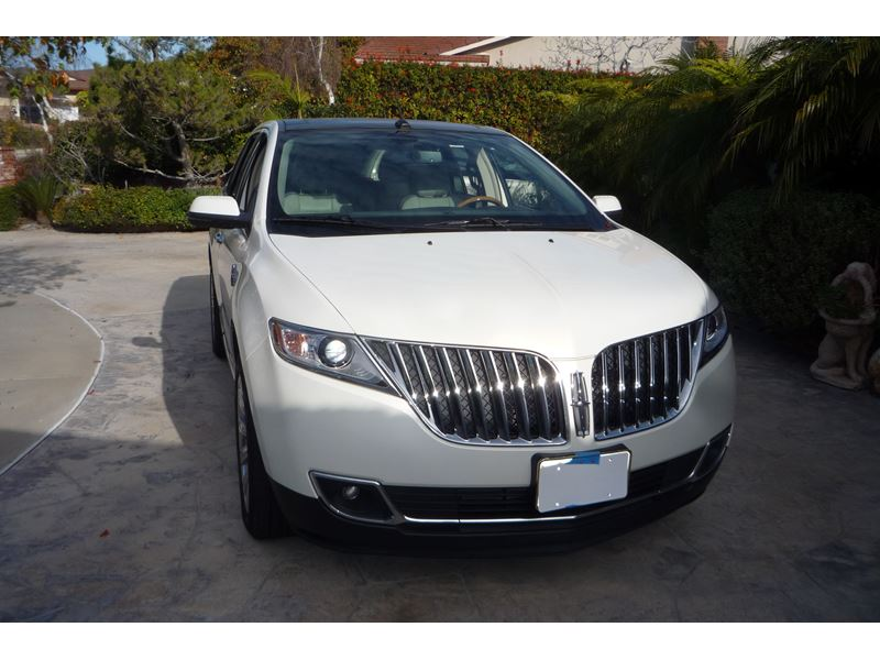 used 2013 lincoln mkx for sale by owner in ventura ca 93009. Black Bedroom Furniture Sets. Home Design Ideas