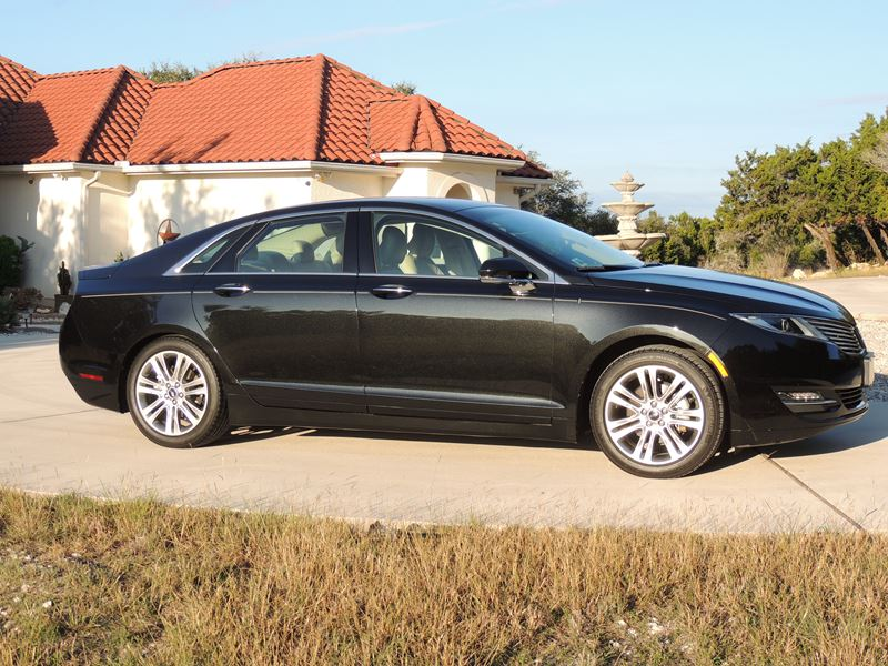 2013 lincoln mkz hybrid for sale by owner in helotes tx 78023. Black Bedroom Furniture Sets. Home Design Ideas