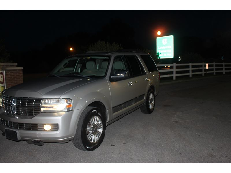 2007 lincoln navigator for sale by owner in bowling green ky 42104. Black Bedroom Furniture Sets. Home Design Ideas