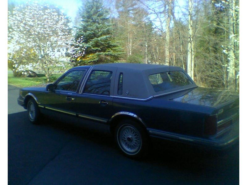 1996 Lincoln Town Car for Sale by Owner in Sanford ME