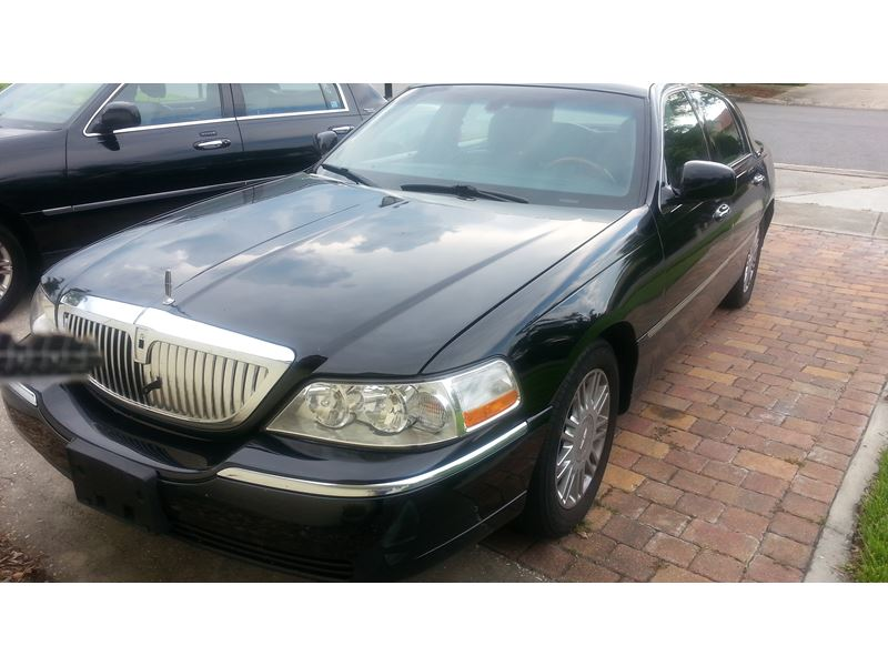 2008 lincoln town car for sale by owner in orlando fl 32821. Black Bedroom Furniture Sets. Home Design Ideas