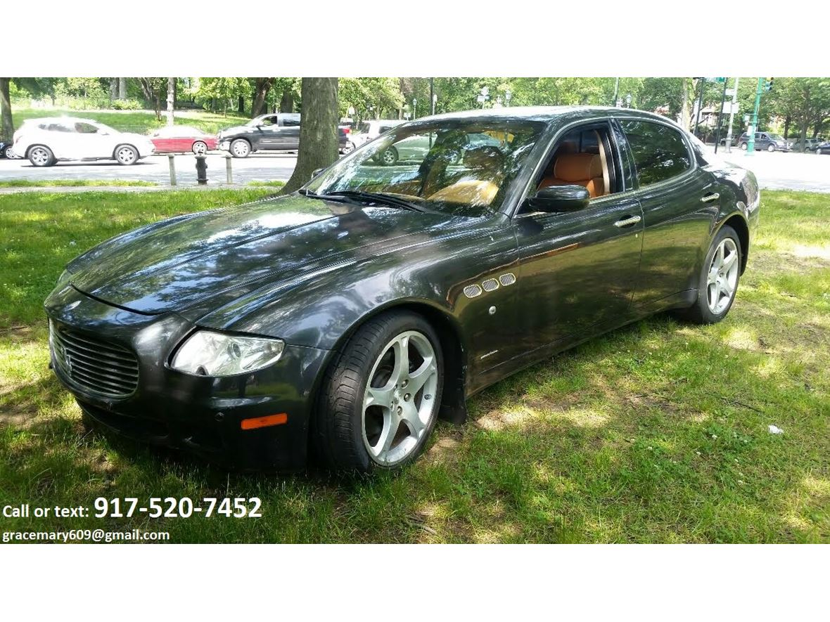 2008 maserati quattroporte sale by owner in brooklyn ny 11251. Black Bedroom Furniture Sets. Home Design Ideas