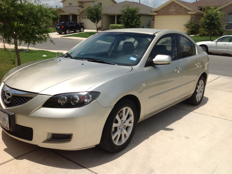 2007 mazda 3 for sale by owner in san antonio tx 78218. Black Bedroom Furniture Sets. Home Design Ideas