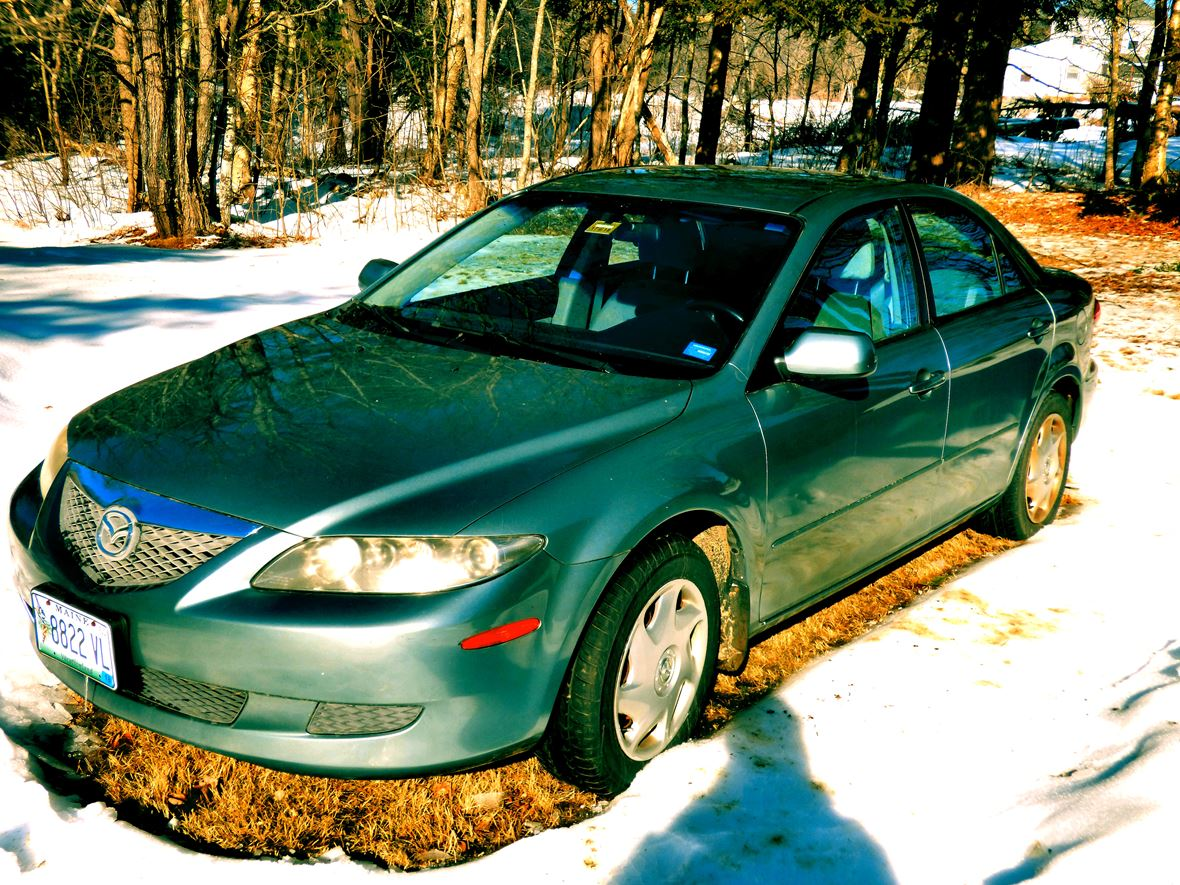2004 mazda mazda6 for sale by private owner in bowdoin me 04287. Black Bedroom Furniture Sets. Home Design Ideas
