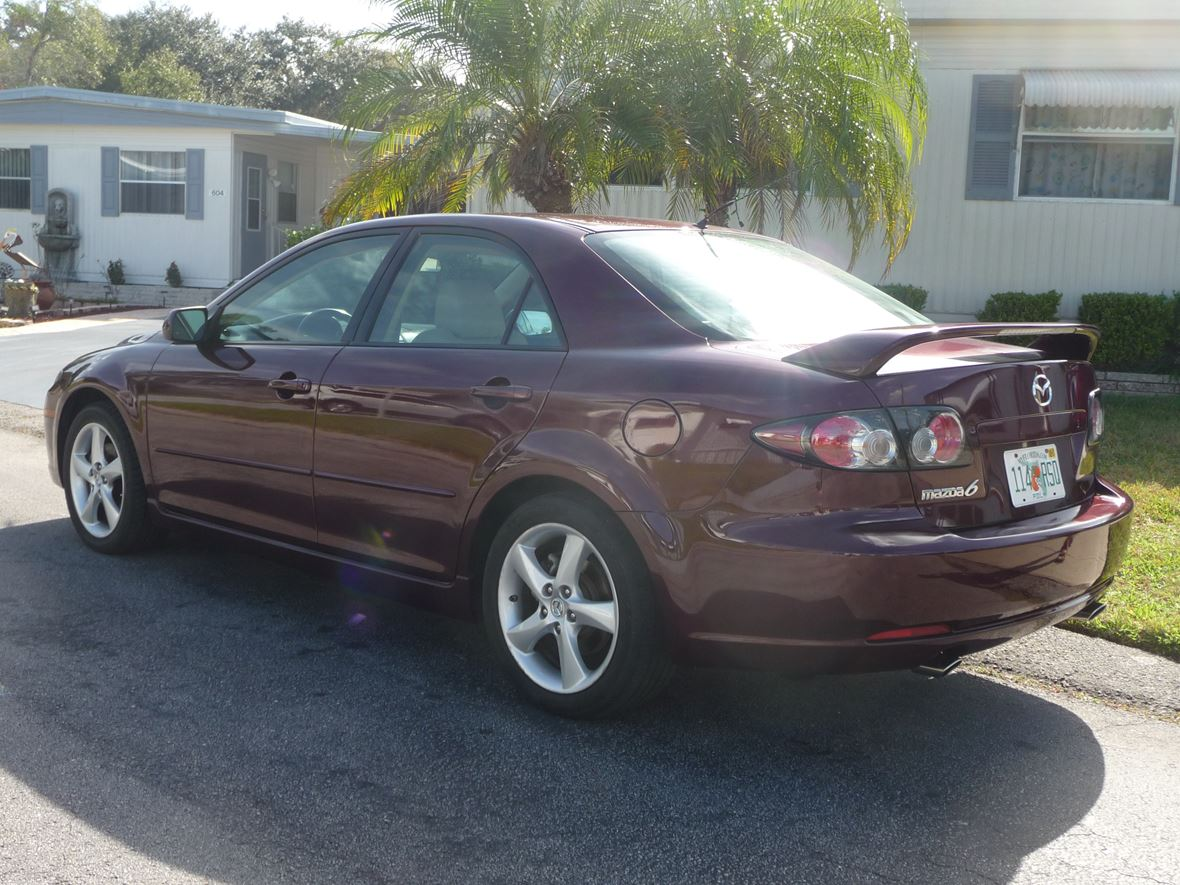 2008 mazda mazda6 for sale by owner in lakeland fl 33811. Black Bedroom Furniture Sets. Home Design Ideas