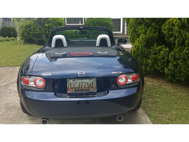 2007 mazda mx 5 miata sale by owner in warner robins ga 31098. Black Bedroom Furniture Sets. Home Design Ideas