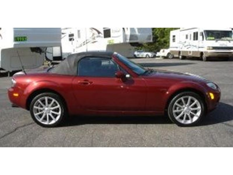 used 2007 mazda mx 5 miata for sale by owner in pine grove ca 95665. Black Bedroom Furniture Sets. Home Design Ideas