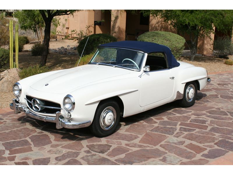 1961 mercedes benz 190 antique car dallas tx 75398 for Mercedes benz dallas for sale