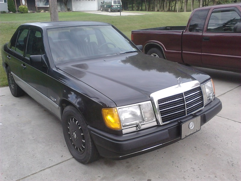 1987 mercedes benz 300e classic car palmerton pa 18071 for Mercedes benz sale private owner