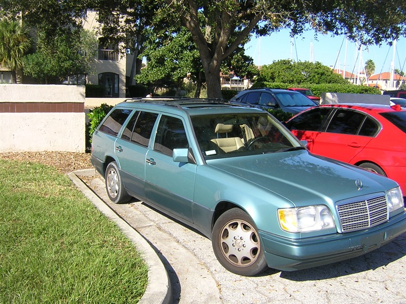 1994 mercedes benz e320 sale by owner in saint augustine