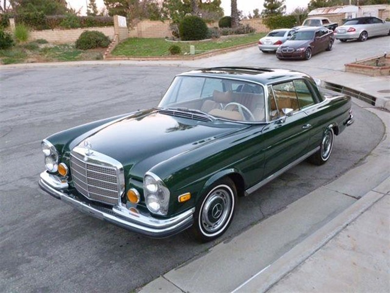 1970 mercedes benz 280 se classic car by owner apple for Mercedes benz used car locator