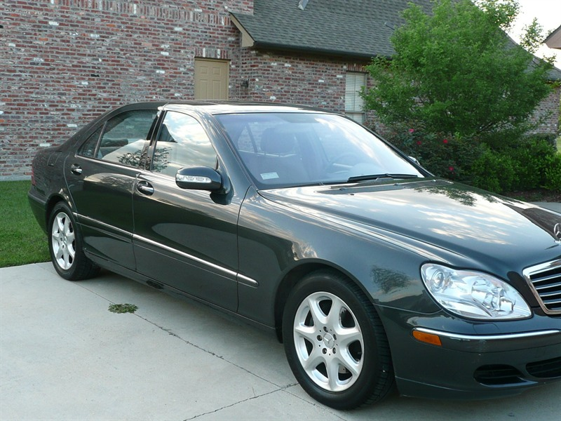 2003 mercedes benz s430 sale by owner in baton rouge la 70809. Black Bedroom Furniture Sets. Home Design Ideas
