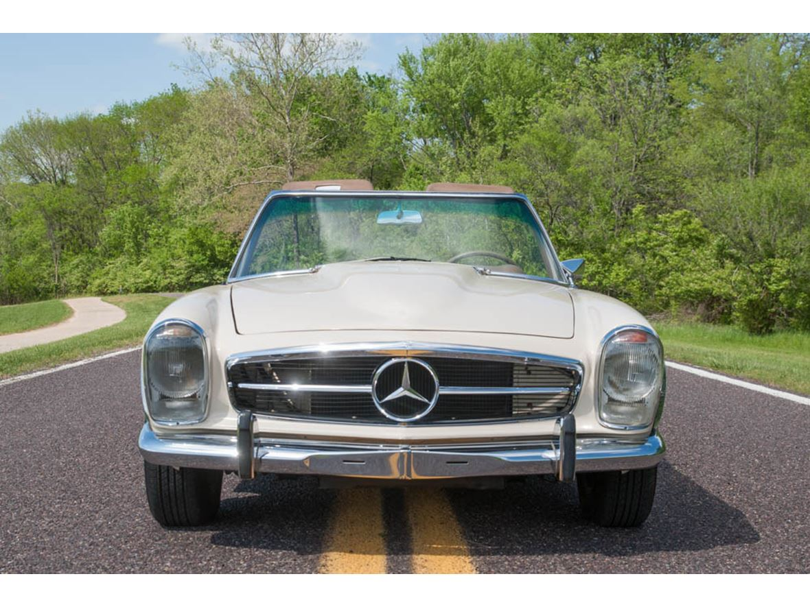 1967 Mercedes Benz 230 Sl Classic Car By Owner Phoenix
