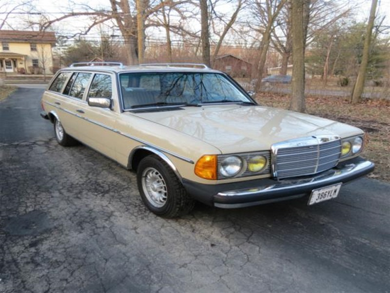 1985 mercedes benz 300 classic car columbus oh 43214 for Mercedes benz columbus ohio