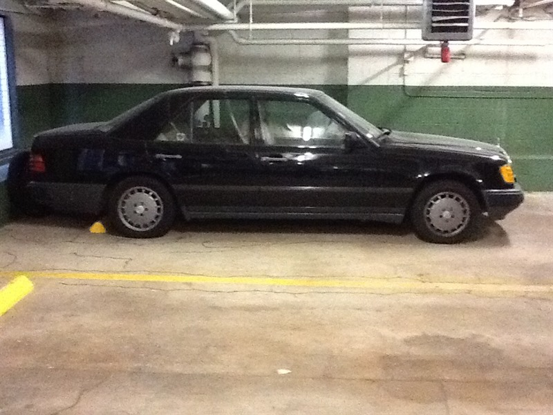 1989 mercedes benz 300c classic car washington dc 20016 for Mercedes benz sale private owner