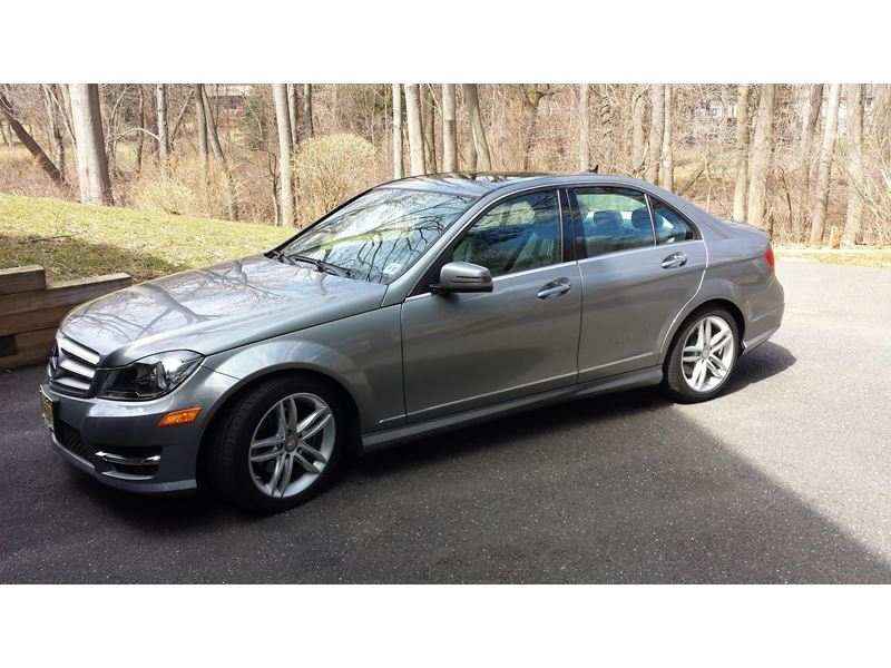 2012 mercedes benz 300c private car sale in holmdel nj for Mercedes benz used nj
