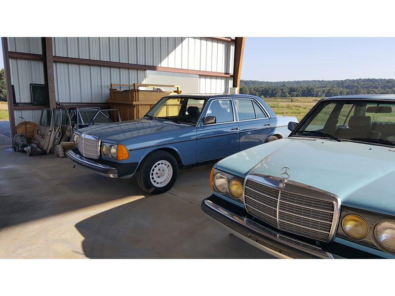 1982 mercedes benz 300d classic car wetumpka al 36093 for Mercedes benz 300d for sale