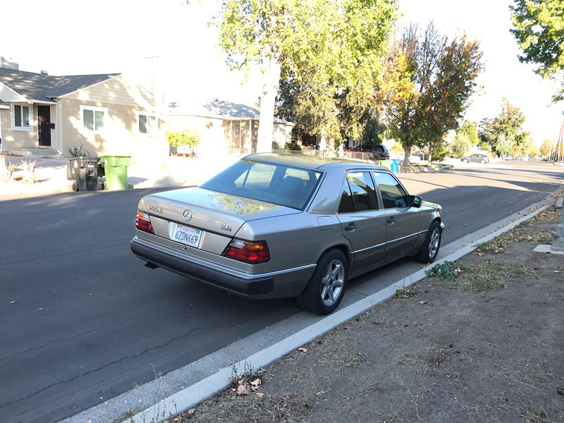 1991 mercedes benz 300e classic car los angeles ca 90103 for Mercedes benz e350 for sale by owner