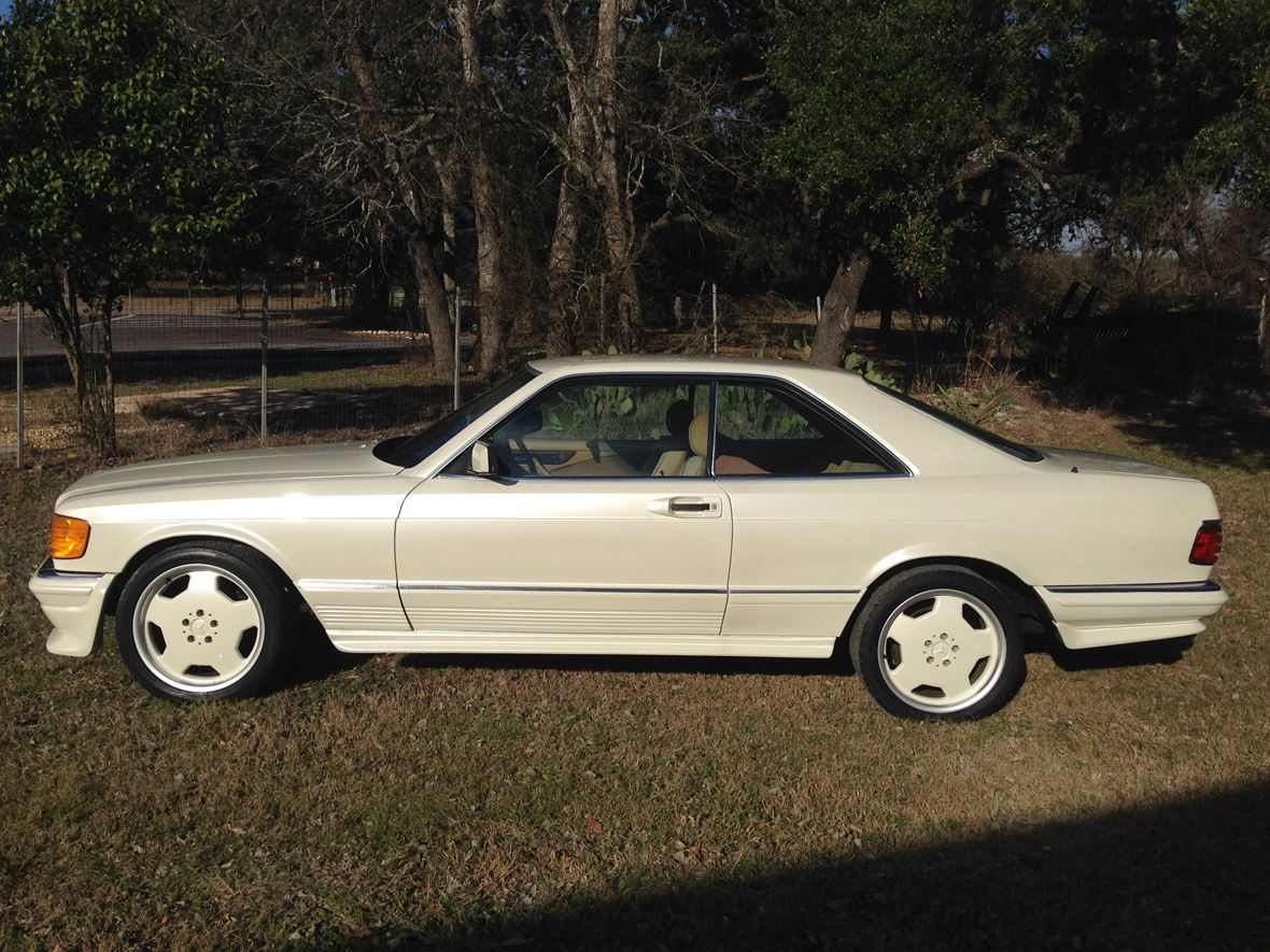 1982 mercedes benz 380sec classic car by owner boerne for Boerne mercedes benz