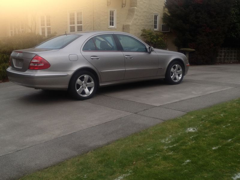 2003 mercedes benz 500e for sale by owner in longview wa for Mercedes benz sale private owner
