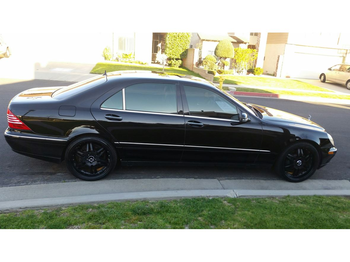 2002 mercedes benz 500s for sale by owner in torrance ca