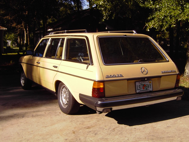 1981 mercedes benz c 300 classic car by owner live oak for Mercedes benz sale private owner