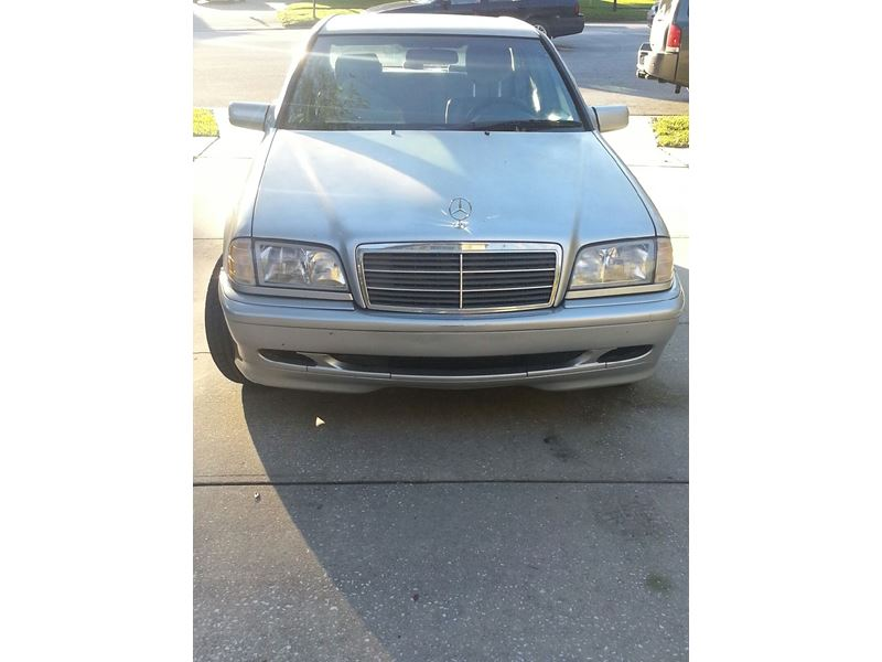 1999 mercedes benz c class private car sale in lutz fl for Mercedes benz for sale by owner in florida