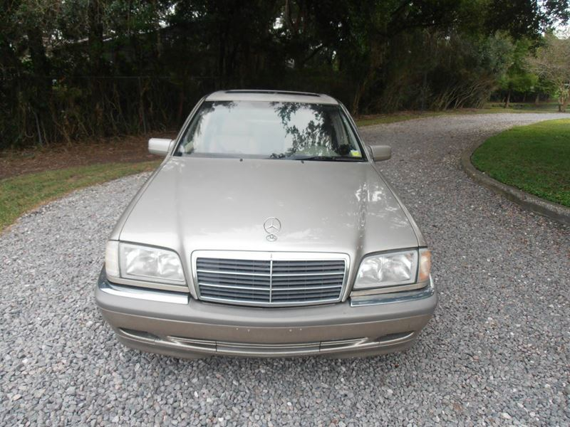1999 mercedes benz c class by owner in altamonte springs for Mercedes benz for sale by owner in florida