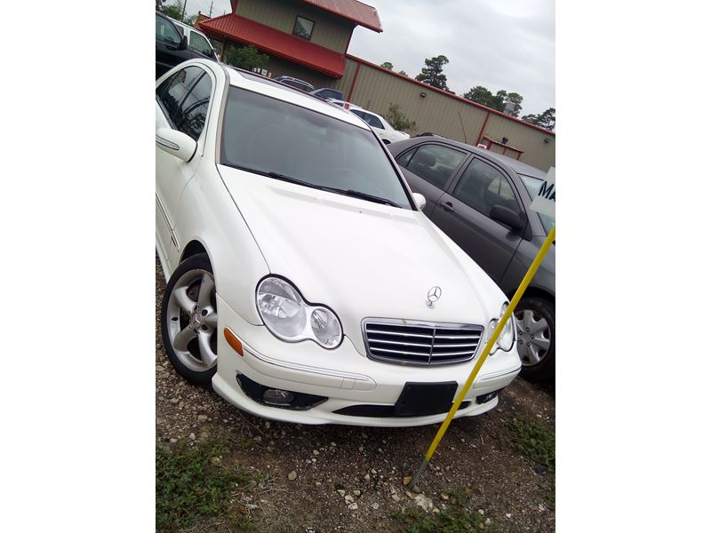 2006 mercedes benz c class for sale by owner in houston tx 77299. Black Bedroom Furniture Sets. Home Design Ideas