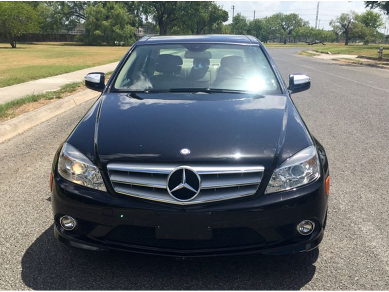 2009 mercedes benz c class sale by owner in san antonio for Used mercedes benz in san antonio