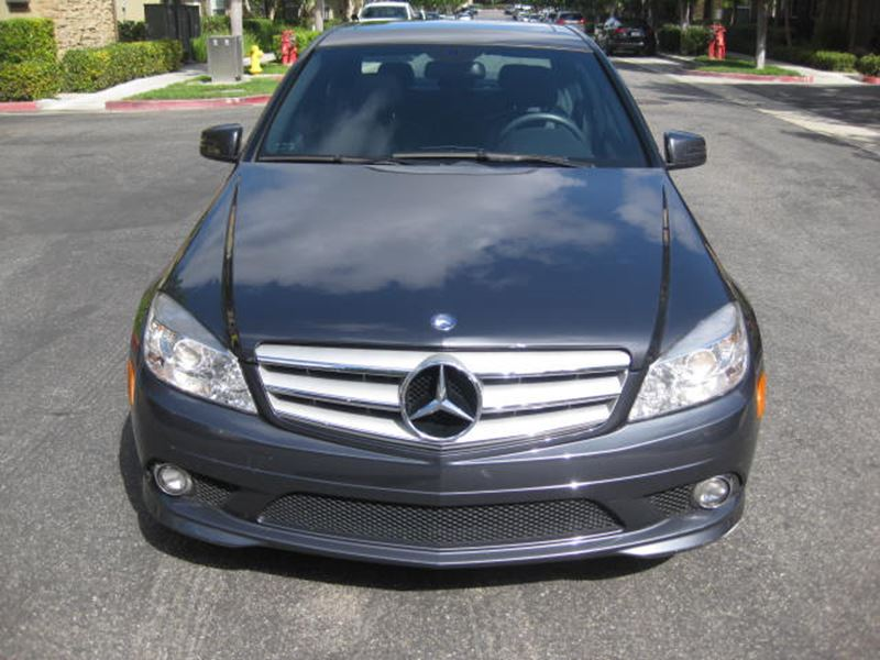2010 mercedes benz c class private car sale in irvine for Mercedes benz used car locator