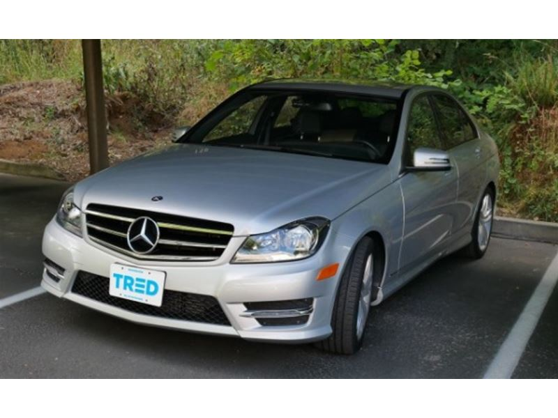 2012 Mercedes Benz C Class For Sale By Owner In Atlanta