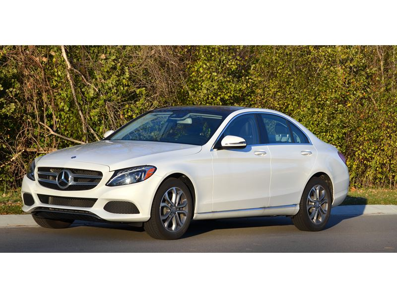 Used 2016 mercedes benz c class for sale naperville il for Used mercedes benz a class for sale