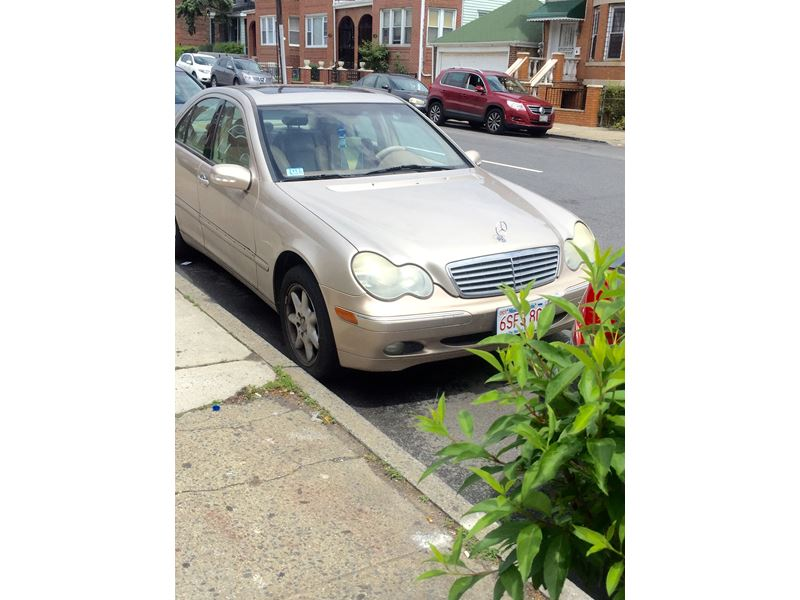 2002 mercedes benz c class 240 sale by owner in brooklyn for Mercedes benz c class 240