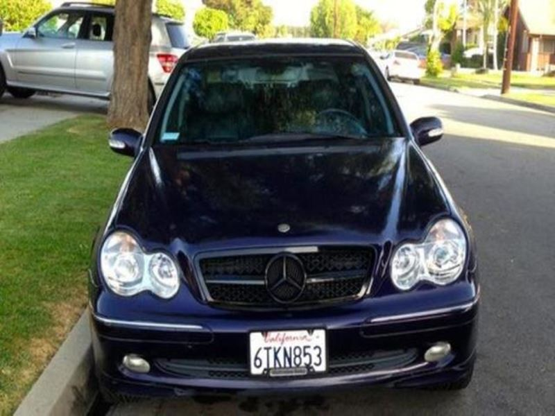 2001 mercedes benz c240 for sale by owner in woodbridge for Used mercedes benz for sale by owner