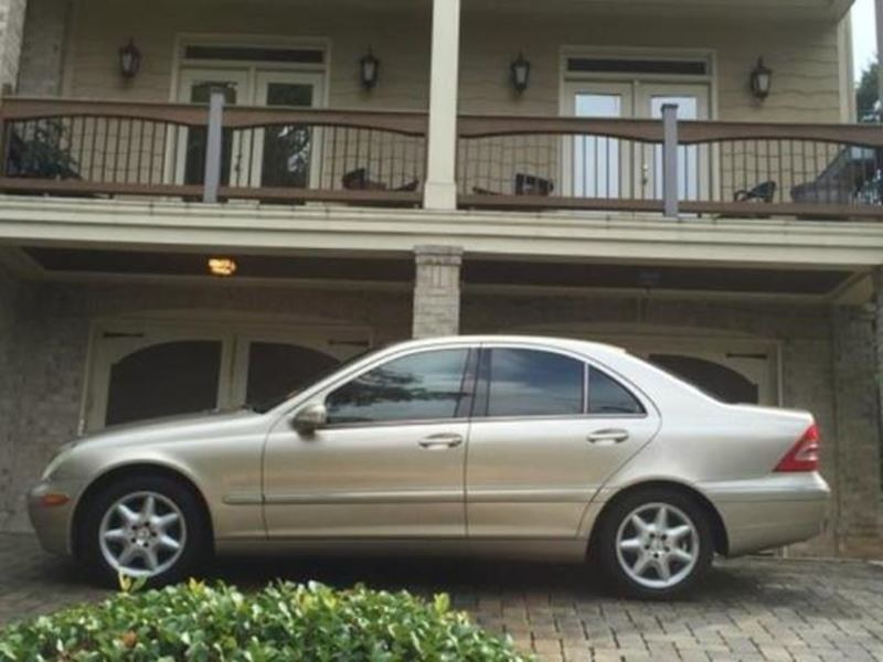 2003 mercedes benz c240 for sale by owner in jenkinsburg for Mercedes benz used car locator