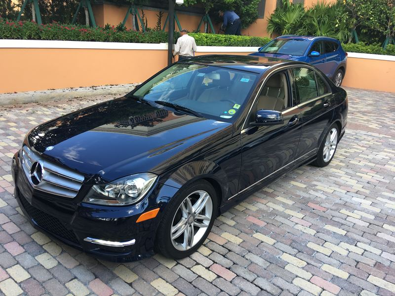 2012 mercedes benz c300 4matic sale by owner in for 2012 mercedes benz c300 tire size