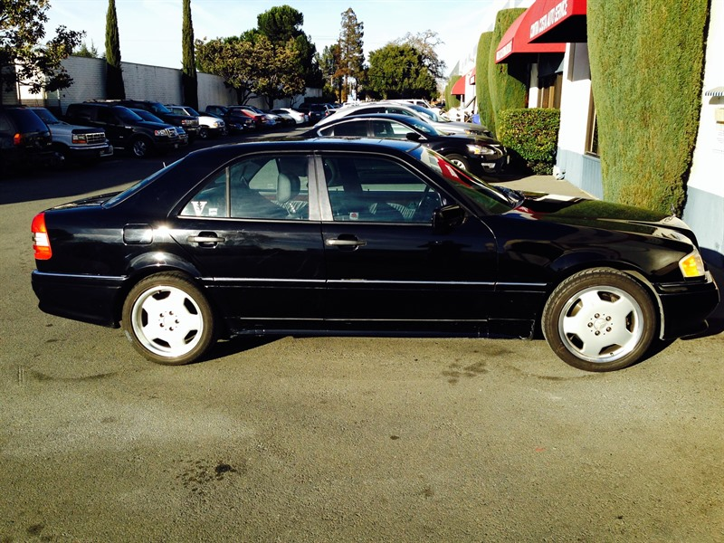 1995 mercedes benz c36 amg for sale by owner in concord ca 94529. Black Bedroom Furniture Sets. Home Design Ideas