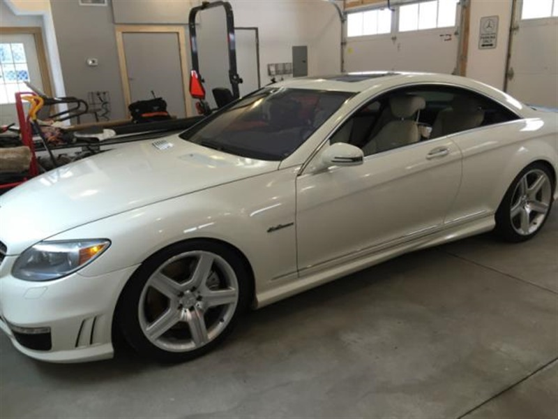 2009 mercedes benz cl class for sale by owner in hadley for Mercedes benz haverhill ma