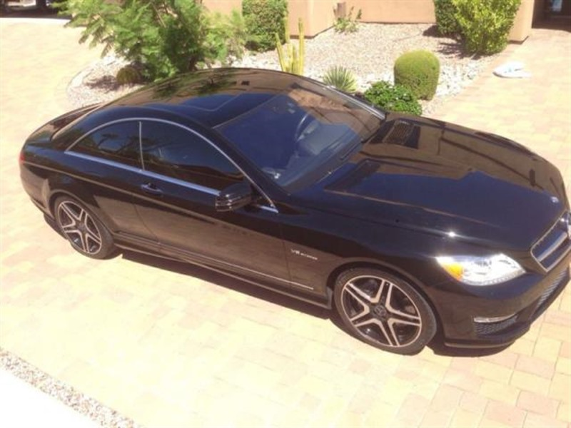 2012 mercedes benz cl 63 amg sale by owner in tucson az 85731 for Mercedes benz used car locator